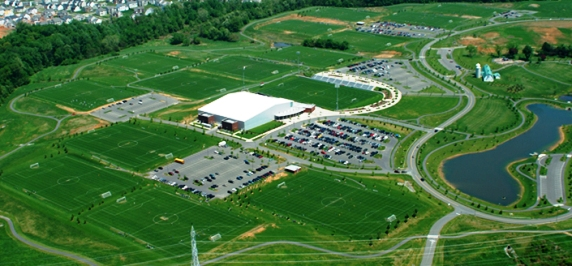 Maryland SoccerPlex Fields