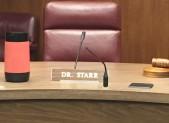 MCPS Starr seat BOE chambers