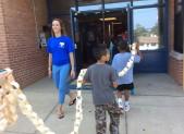 Gaithersburg Elementary School Principal Stepahnie Brant
