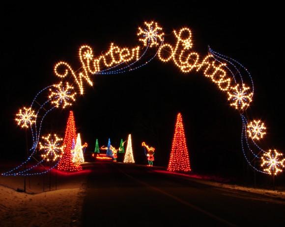 Gaithersburg Winter Lights Festival