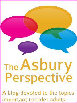 logo for Asbury Perspective blog