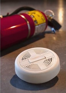 photo smoke alarm