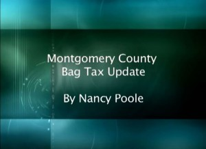 Citizen Journalism Bag Tax by Nancy Poole