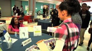 Sixth Annual Youth Job Fair at Montgomery Blair Hish School