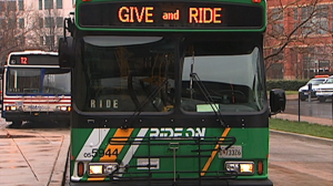 Ride On Bus Helps Manna Food Center Food Drive, County Report This Week, featured on Montgomery Community Media