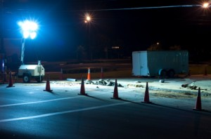 Periodic Road Closures Along ICC Begin April 30 2012 From Midnight To 5AM
