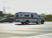 Image of ambulance to represent Montgomery County Council Approves Ambulance Fee