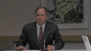 Image for Roger Berliner Weekly Press Conference, Montgomery County Council, Montgomery County, MD