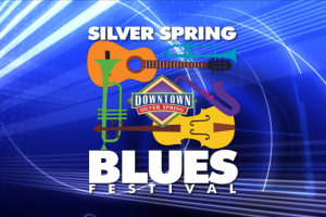 Logo image for Silver Spring Blues Festival
