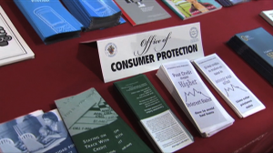 Consumer Protection pamphlet picture