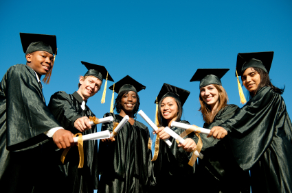 graduate students picture