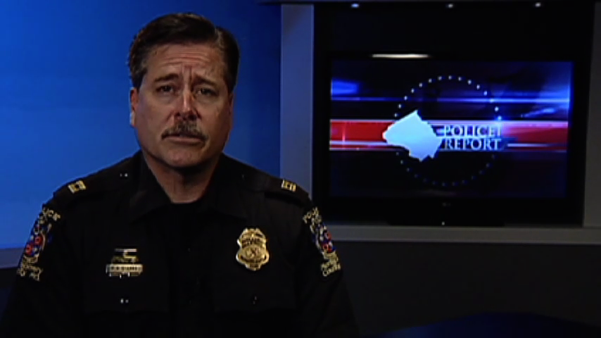 Police Captain Paul Starks