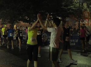 Rockville Twilight Runfest runners celebrate completion