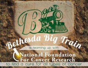 Big Train fundraiser