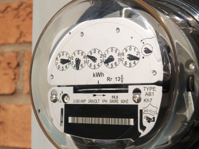 Image of electric meter