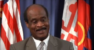 "Ike Leggett interviewed on ""One on One"""