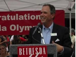 Roger Berliner Praises Olympians