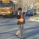 image of school crossing guaed