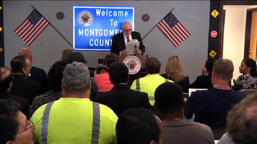 Montgomery County Rewards Excellence progrm