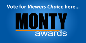 Monty Awards Viewers Choice voting 300 x 150 graphic for sidebar widget