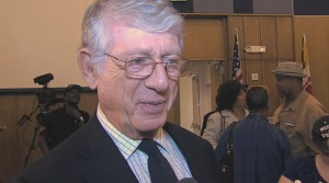 Ted Koppel at Montgomery Honors Veterans