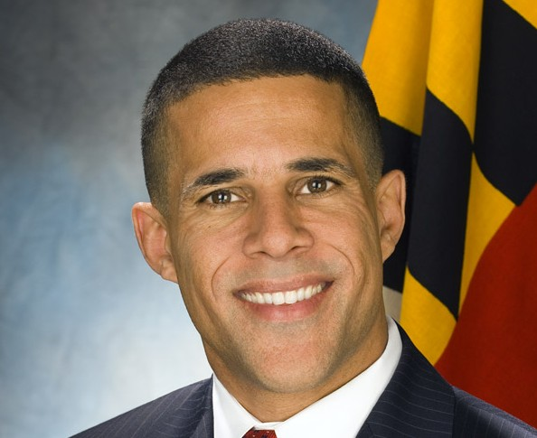 MD Lt Gov Anthony Brown