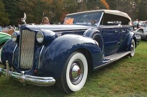 Packard  Blue