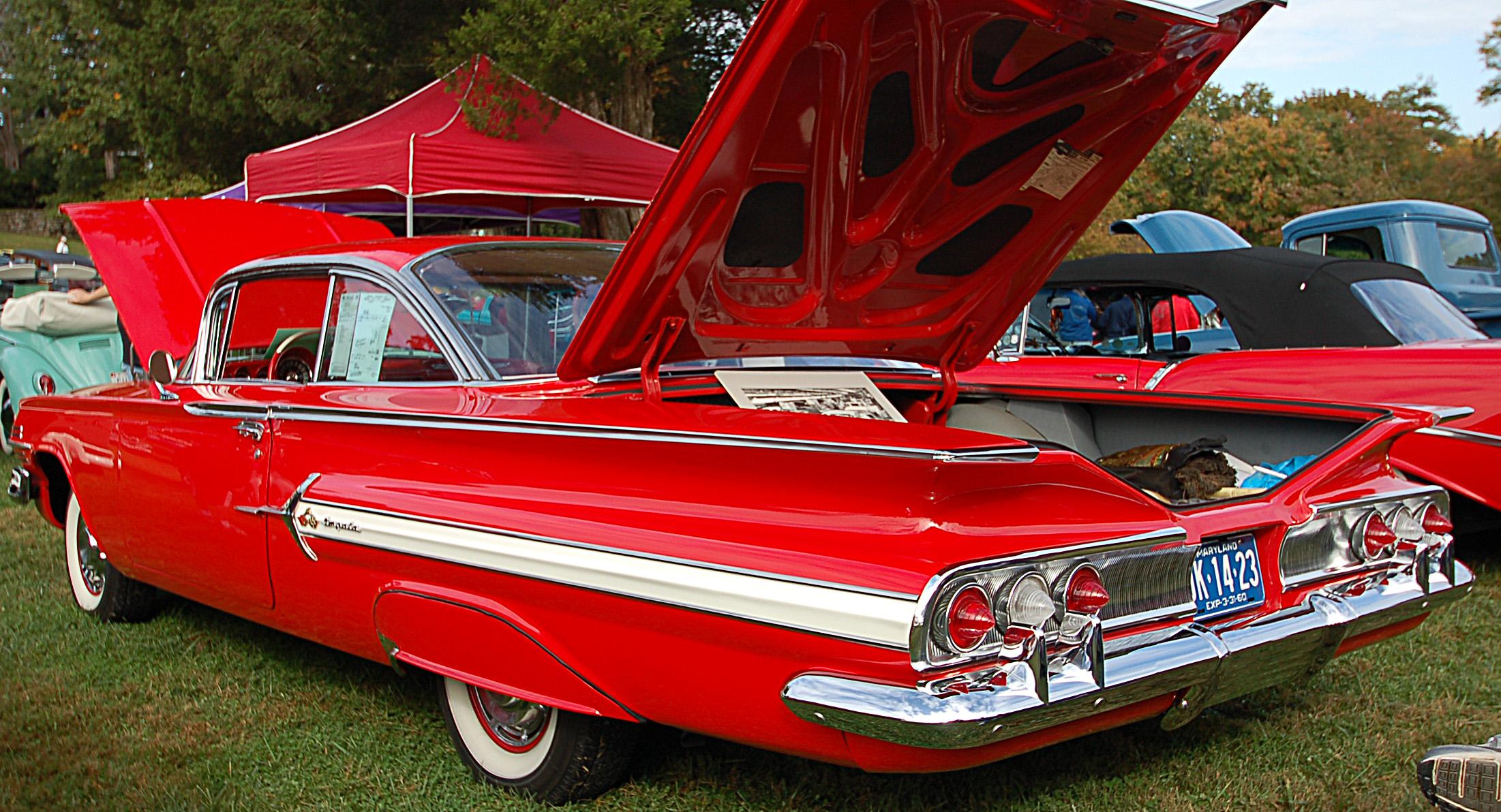 Chevy Impala 60 Montgomery Community Media
