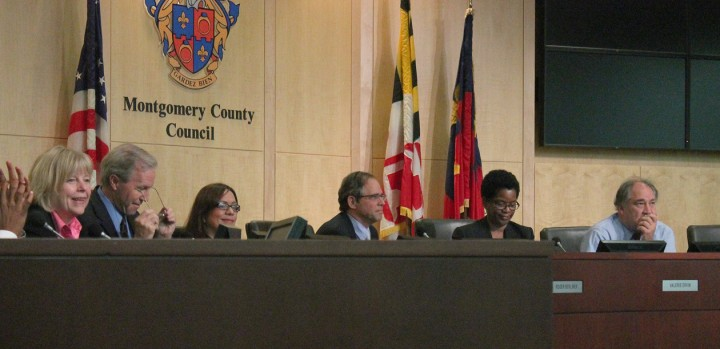 Town Hall Meeting with Montgomery County Council