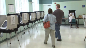 Residents and Voting Machines