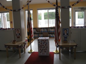 Franklin's Polling Place