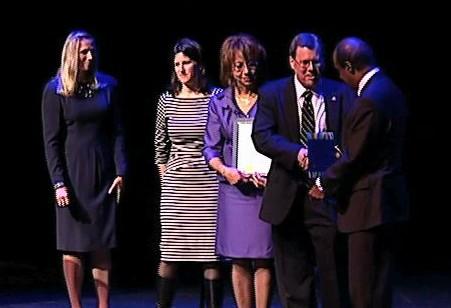 Jud Ashman Receives Community Award