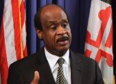 Montgomery County Executive Isiah Leggett