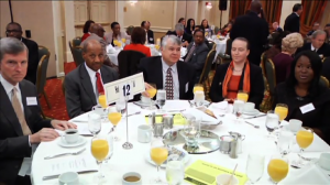 Participants at Minority Legislative breakfast