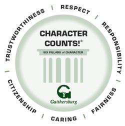 character counts emblem