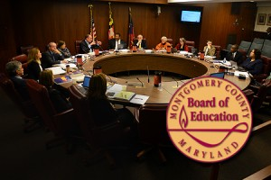 Board of Education Table photo