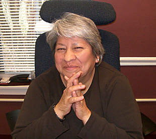 Photo of Elizabeth Ortega-Lohmeyer