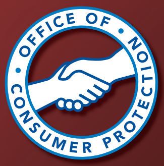 Office of Consumer Protection Logo