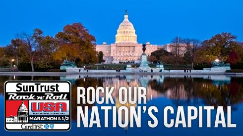Rock-N-Roll-USA-Marathon-Washington-DC photo