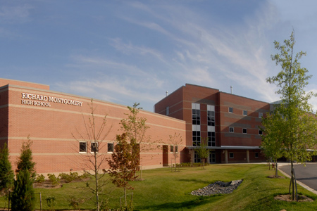 Photo of Richard Montgomery High School