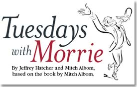 graphic on Tuesdays with Morrie