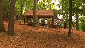 Photo students at a summer camp