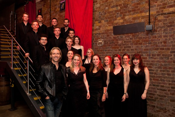 photo The Eric Whitacre Singers
