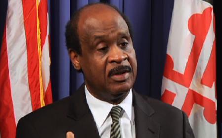 photo of Montgomery County Executive Isiah Leggett