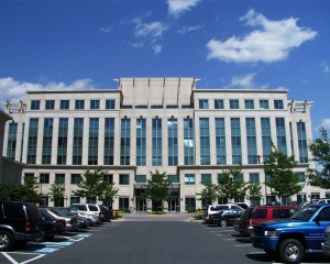 photo One Irvington Centre office building in Rockville, MD