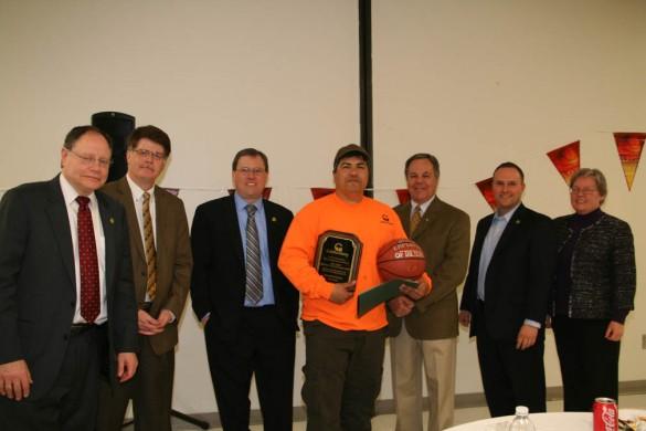 photo Al Guzman and Gaithersburg city dignitaries