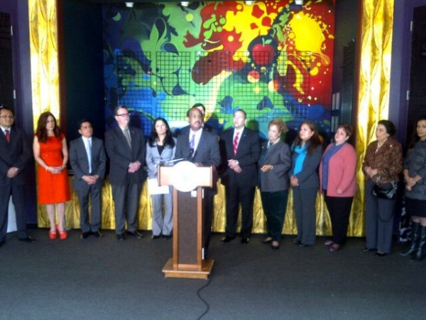 Ike Leggett announced the First Montgomery County Executive Hispanic Gala will be held September 12, 2013
