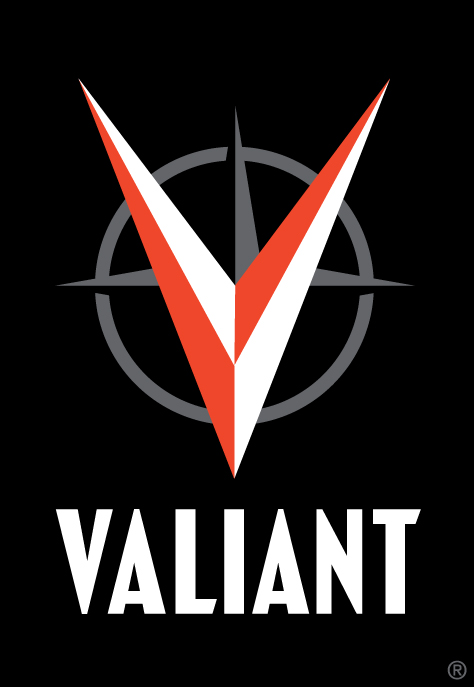 logo for Valiant comics