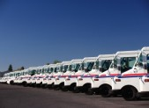 Post Office Trucks