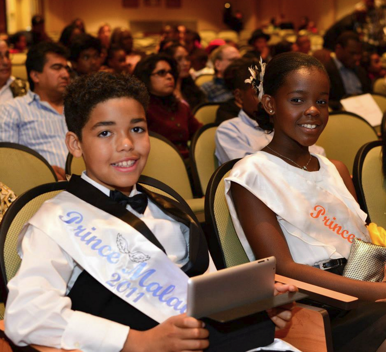2nd Annual Little Malaika International Boys and Girls Leadership and Multicultural Pageant